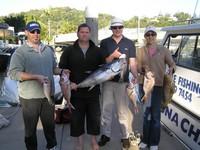 Noosa Deep Sea Fishing Tuna