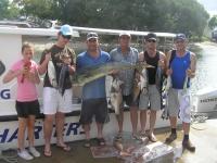 Noosa Fishing 21/12/07 Catch