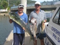 The fish we catch off noosa with this gear
