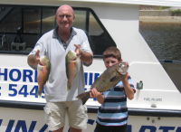 Noosa Fishing Parrot and Blubber lips