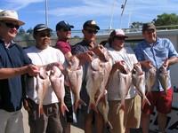 Queensland Fishing Charter Snapper