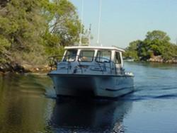 Sunshine Coast Fishing Boat Laguna Cat