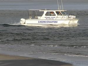 Sunshine Coast Fishing Charter Boat Noosas Laguna Cat