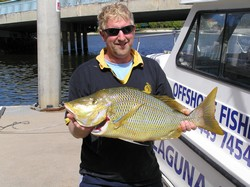 Noosa Fishing Charter Spangled Emporer