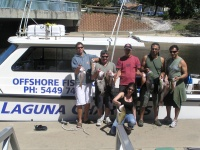 Sunshine coast fishing charter fish from 13 september 2007 noosa laguna charters